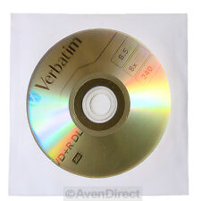 3 Verbatim 8x AZO Logo 8.5GB DVD+R DL With Sleeves Double Layer [FREE SHIPPING]