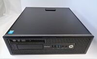 HP Elitedesk 800 G1 SFF i5-4570 3.2GHz 8GB RAM 500GB HDD Windows 10 Home