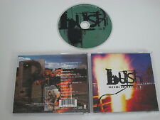 BUSH/RAZORBLADE SUITCASE TRAUMA-INTERSCOPE IND 90091) CD ALBUM