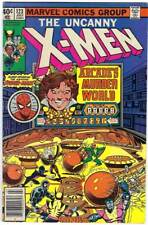X-MEN # 123 Glossy 9.0 Spider-Man X-Over! Byrne Art! Claremont Script! A$K $42