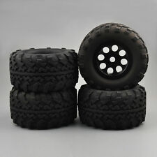 For 1:8 Monster Truck TM E5 E63 Traxxas Summit E-Revo Tire Wheel Rim 26403 4Pcs