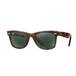 RayBan Original Wayfarer Classic Sunglasses (Tortoise, Classic G-15 Lenses)