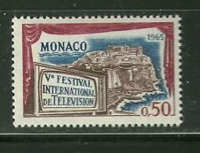 MONACO MINT NEVER HINGED NH # 597