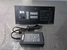 Extron MLC 226 IP DV+ AAP MediaLink Controller Ethernet Control w/AC Adapter