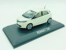Renault Zoe Modellauto Farbe: Weiß 1/43 NEU/OVP