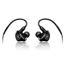 Mackie MP-240 Professional In-Ear Monitors - Dual Hybrid Driver