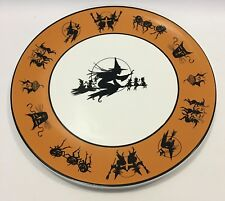 Hobgoblins Bethany Lowe Designs Large Round Chop Plate Charger Platter Halloween