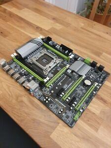 X79 Turbo motherboard Intel LGA2011 ATX USB3.0 SATA3 PCI-E NVME M.2