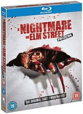 Nightmare on Elm Street Movies 1-7 Collection (Blu-ray, 5-Disc Set) *NEW*
