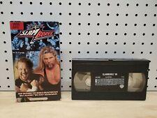 WCW Slamboree 1999 VHS Original Release WWE WWF DDP Kevin Nash