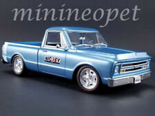 ACME A1807205 1967 CHEVROLET C-10 NICKEY CHEVROLET CUSTOM SHOP TRUCK 1/18 BLUE