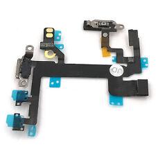 iPhone 5S Power Button Flex On Off An Aus Volume Mute Kabel Laut Leiser Stumm