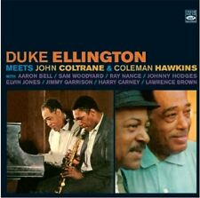 Duke Ellington: Meets John Coltrane & Coleman Hawkins (2 Lps On 1 Cd)