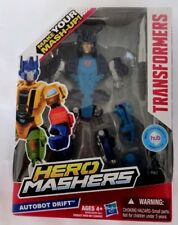 Autobot Drift Transformers Hero Mashers Hasbro brand new in box 2013