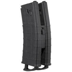 Tippmann TMC .68 Cal Magazine w/ Coupler 2-Pack - Black