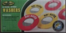 Go! Gater All Weather Anywhere WASHERS Toss Set 6 Replacement Red & Yellow Bag