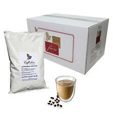 Crema Caffè Bar Preparato solubile 4 x 900 g. CREMA CAFFE fredda per Granitore