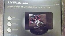 RCA Lyra 30 GB Portable multimedia player and recorder X3030