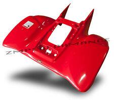 NEW HONDA TRX 400EX 99 - 07 FIGHTING RED REAR FENDER PLASTIC TRX400EX PLASTICS