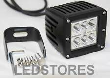 "3"" 18W CREE LED Work Light Spot Lamp Bike Motorcycle CUBE POD Square 3X3 4WD ATV"