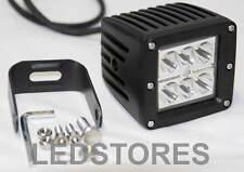 "3"" 18W CREE LED Work Light Spot Lamp Bike Motorcycle CUBE POD Square 3X3 4WD ATV"