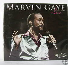 MARVIN GAYE LIVE  BOX 2 CD