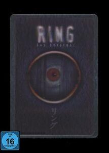 DVD RING - DAS ORIGINAL AUS JAPAN - METALPAK (STEELBOOK) *** NEU ***