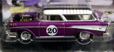 JOHNNY LIGHTNING 57 1957 CHEVY NOMAD THE SPOILERS RACE WICKED WAGON CHEVROLET