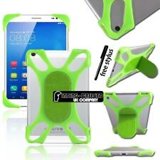 "For Various 7"" 8"" 10"" Huawei MediaPad - Shockproof Silicone Stand Cover Case"