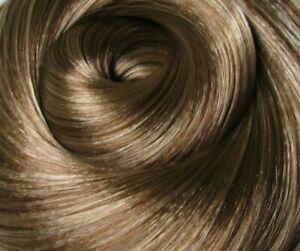 BROWN SUGAR Blonde-Brown Saran Doll Hair for Custom Reroots