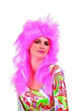 RG Costumes 60048 Pink Punk Wig (Hot Pink;One Size)