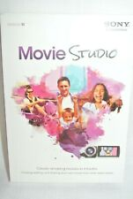 NEW- Sony Movie Studio - version 11- Audio/Video Authoring