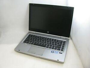"""HP EliteBook 8470p 14"""" Laptop 2.6GHz i5-3230M 4GB RAM (Grade B No Webcam)"""