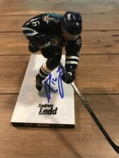 Signed Andrew Ladd Mcfarlane  NHL  Series 31  Variant  #357/2000Figure Autograph