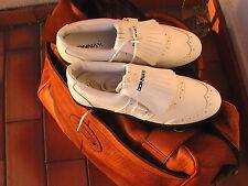 DONNAY chaussures de golf - 10  1/2  - pour homme - Golf Shoes - Golf Schuhen