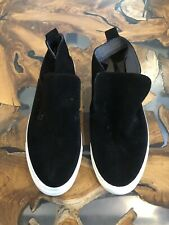 Seayees Womens Huntington Middle Suede Shoes Size 9.5