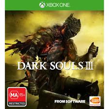 Dark Souls III 3 Xbox One Game Brand New Sealed