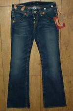 "New women's authentic True Religion bobby big t jeans stretch rrp £ 234 30"" x 34"""