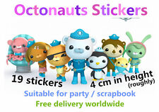Octonauts Adesivo Decalcomania Scrapbooking LIBRO Party Bag Candy Bag