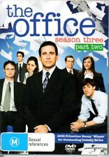 The Office Season 3 Part 2 - REGION 2, 4 & 5 BRAND NEW DVD - FREE POST!