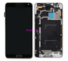 LCD Display Touch Screen Per Samsung Galaxy Note 3 N9005 Nero With Frame + Tools