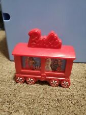 2017 Holiday Express McDonald's Happy Meal Train - Barbie Car #10