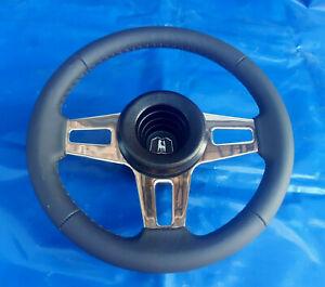 VW Golf 1 Cabrio Caddy Spucknapf Lenkrad Spucknapflenkrad GTI Pirelli braun