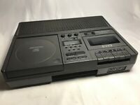 Vintage Eiki Model 7070A Stereo Compact Disc Player / Cassette Tape Recorder
