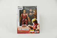 Bandai S.H.Figuarts Street Fighter No.07 Ken Masters Figures Import Japan NIB