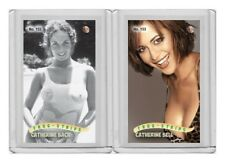 Catherine Bach rare MH Frog-Strips #'d 1/3 Tobacco Style card no. 152