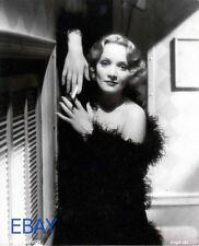 Marlene Dietrich w/cig RARE Photo