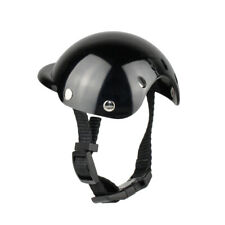 Pet Helmet Hat Funny Cool Plastic Motorcycle Helmet for Cats Small Medium Dogs