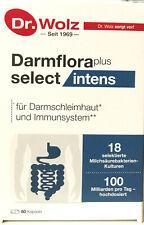Dr. Wolz Darmflora plus select intens 80 Kapseln (13839425)