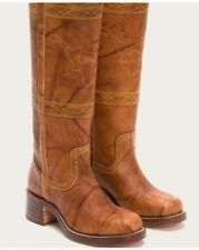 Frye Women's Campus Stitching Horse Boot - 77370 Size 6